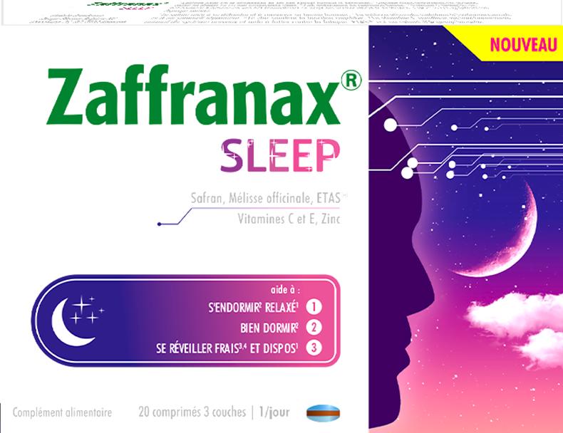 Comment fonctionne Zaffranax® Sleep